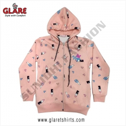 <p>Zipper Hoodies for Girls</p>